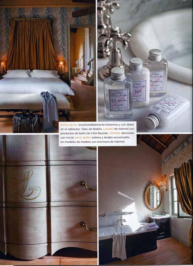 JARDINS SECRETS LUXURY HOTEL & SPA - 5* (NÎMES) - Mi Galgo Afgano ...